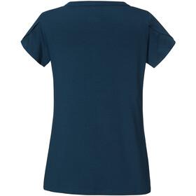 Schöffel Filton T-Shirt Women, moonlit ocean
